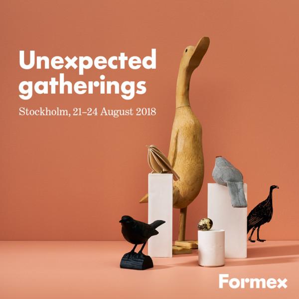 Ses vi på Formex 2018?